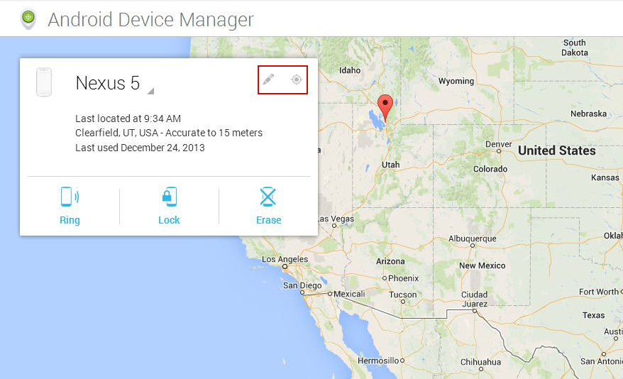 android-device-manager-web