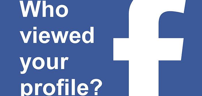 كيف اعرف من يزور حسابي على الفيس بوك ؟
